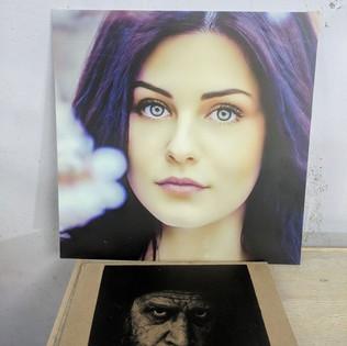 UV Printing on Acrylic Plate