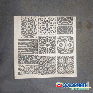 Laser Cutting on Paper