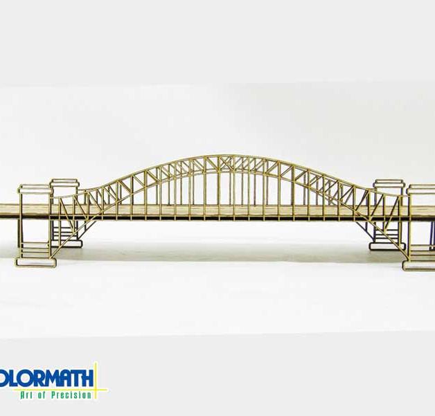 Laser Cut Mdf Bridge
