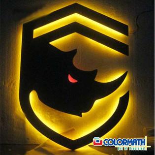 Laser Cut Mdf Logo