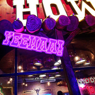 Neon Rope Sign