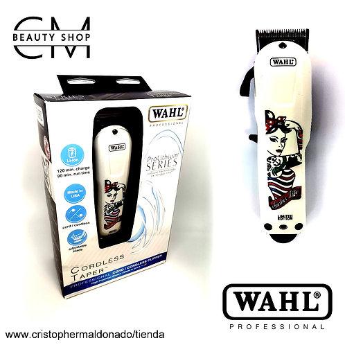 Máquina Wahl Cordless Taper Edición Limitada (inalámbrica)