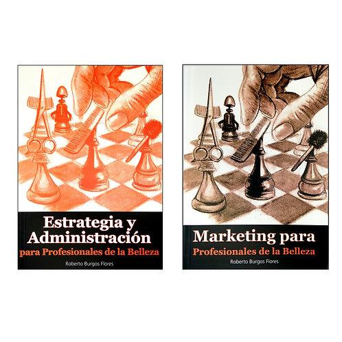 Pack Libros - Estrategia y Administración + Marketing