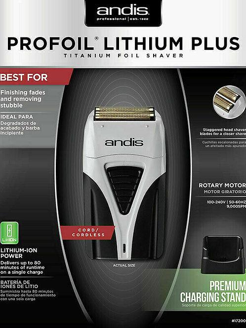 Andis Profoil Lithium Plus Titanium