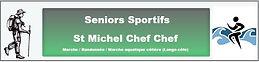 Logo Seniors sportif St Michel Chef Chef