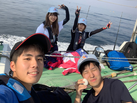 令和元年5月11日 深海釣り大会