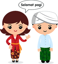 """SELAMAT PAGI"" : ""GOOD MORNING"" in Indonesian Language. LEARN BASIC BAHASA INDONESIA IN JAKARTA OR ONLINE, with Language Studies Indonesia."