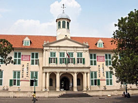 Fatahillah Square - History of Jakarta