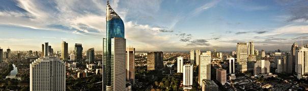 Jakarta Skyline - History of Jakarta