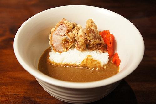 Karaage Curry (Half Size)
