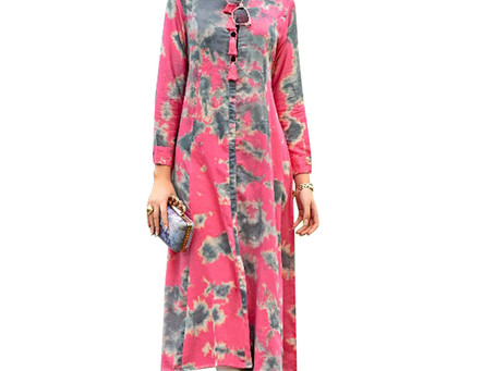 Avail the most fascinating kurtis from www.sinina.com