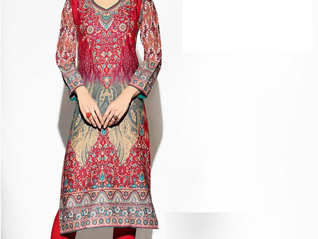 This summer, beat the heat with stylish kurtis and try them with different attires: