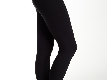 Choose to wear leggings with different outfits