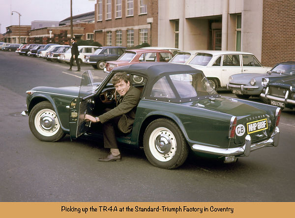 TR4A-Pickup 2 at S-Triumph Coventry 1968
