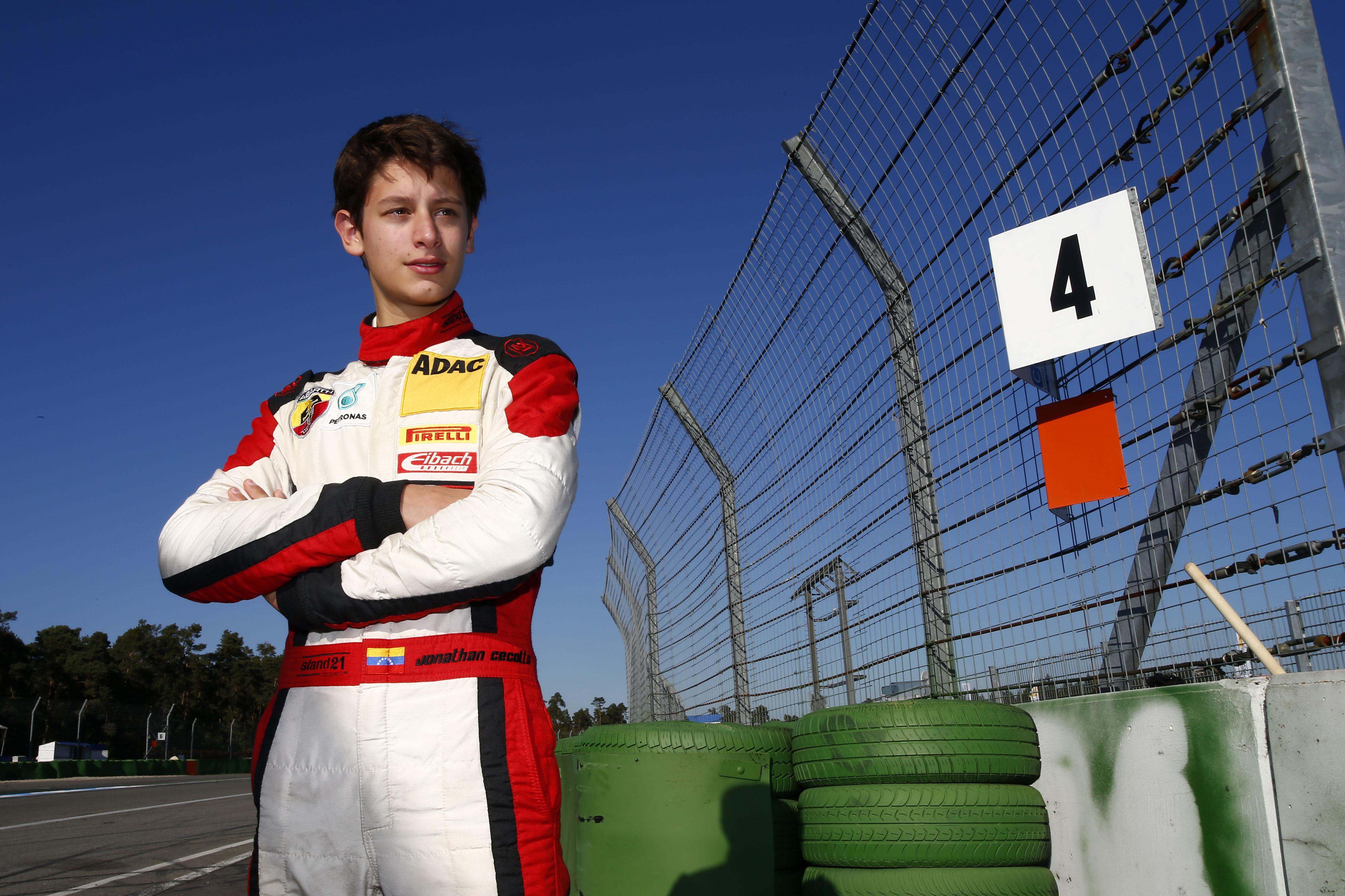 Formula 4 Round 8 - 2015