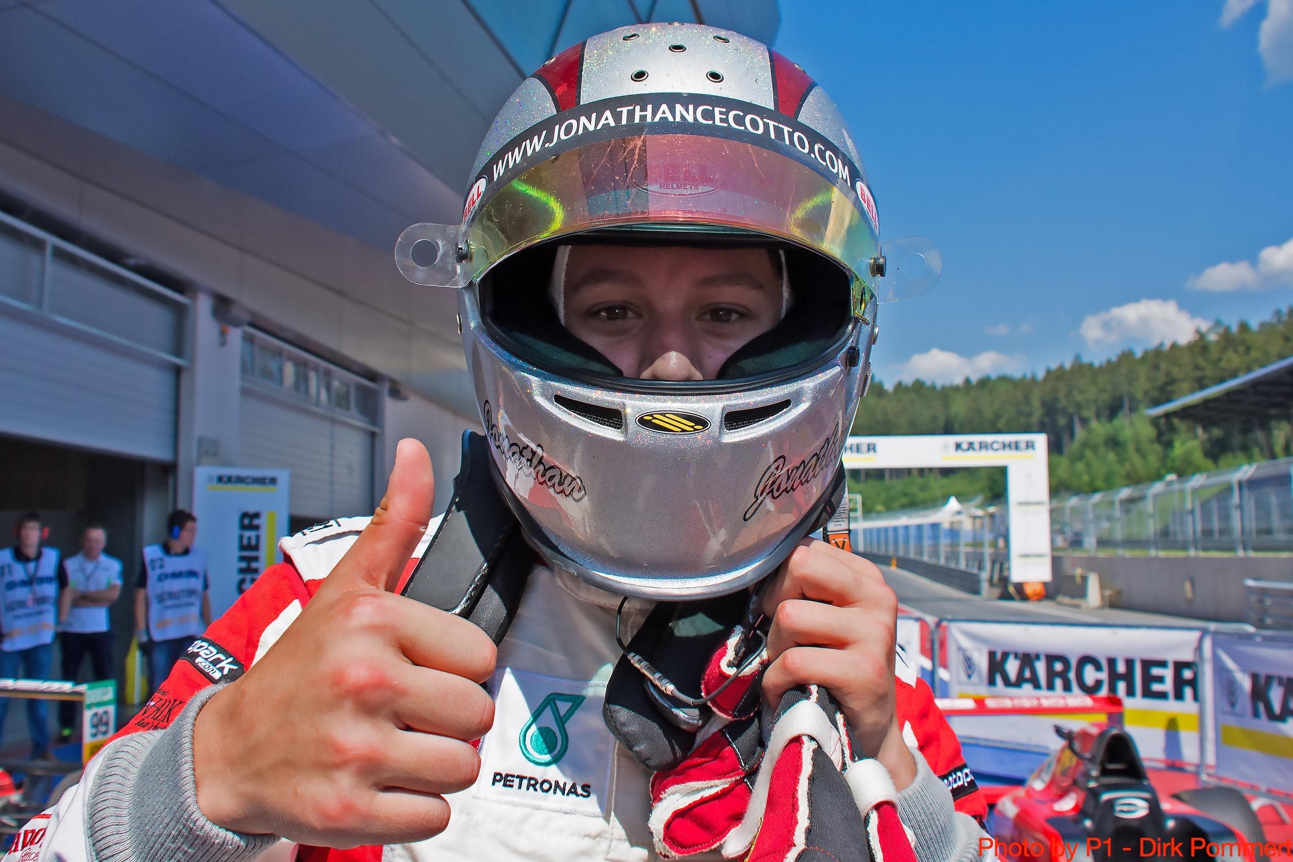 Formula 4 Round 3 - 2015