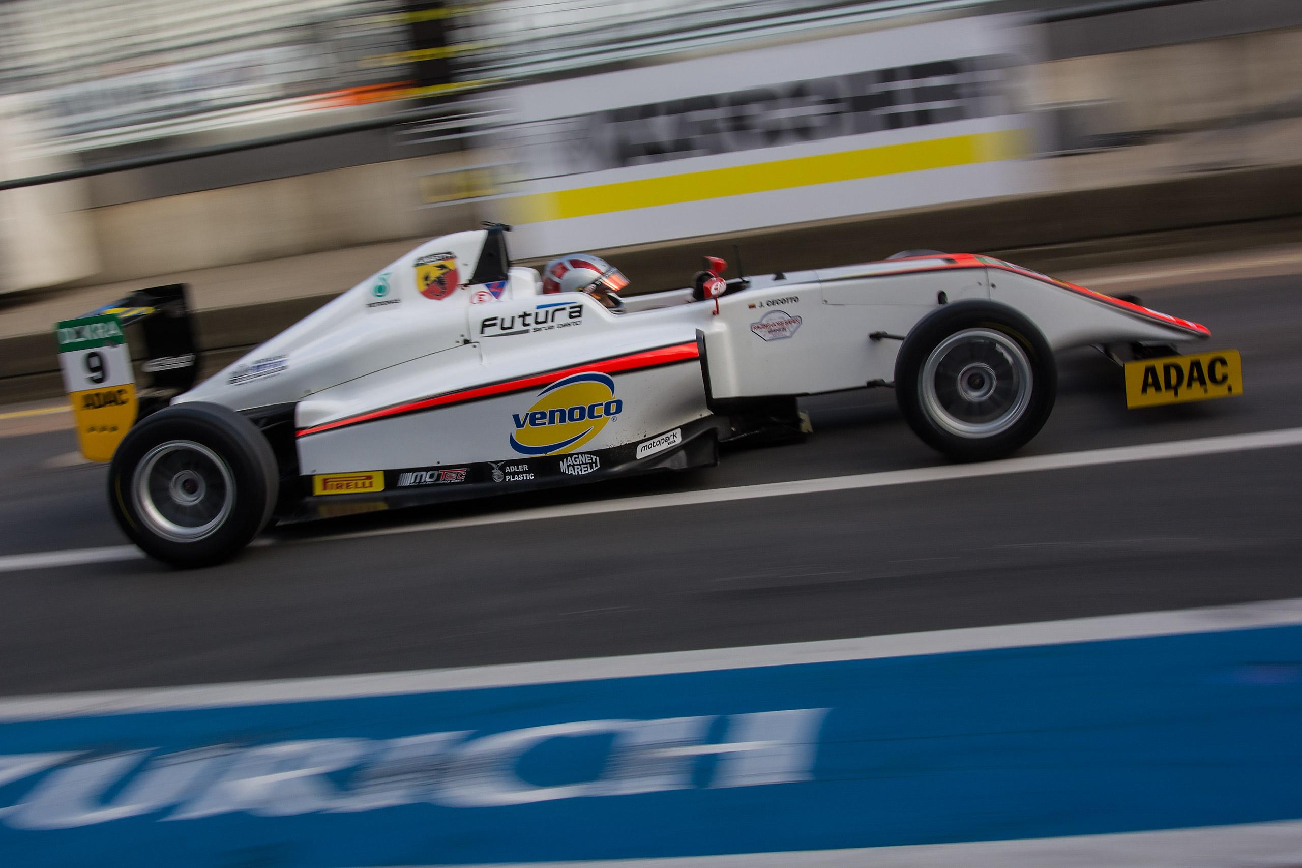 Formula 4 Round 5 - 2015