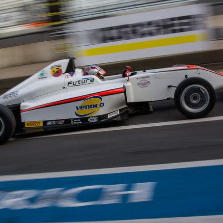 Round 5 ADAC Formula 4
