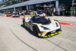 European GT4 Series - Misano