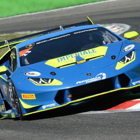 Round 1 Lamborghini Super Trofeo