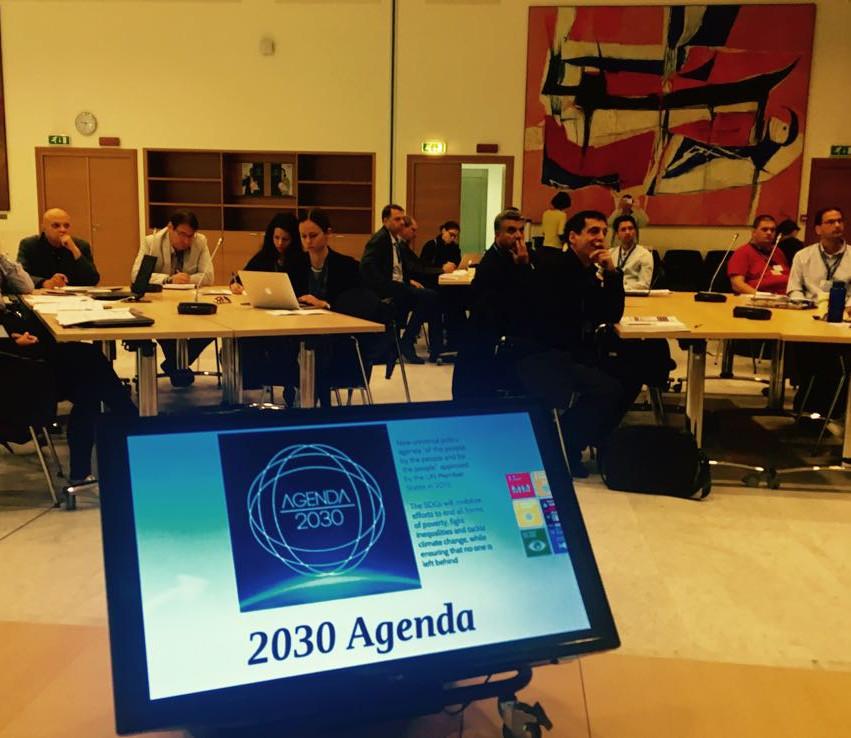 Agenda 2030: Sustainable Development goals - 2017 edition