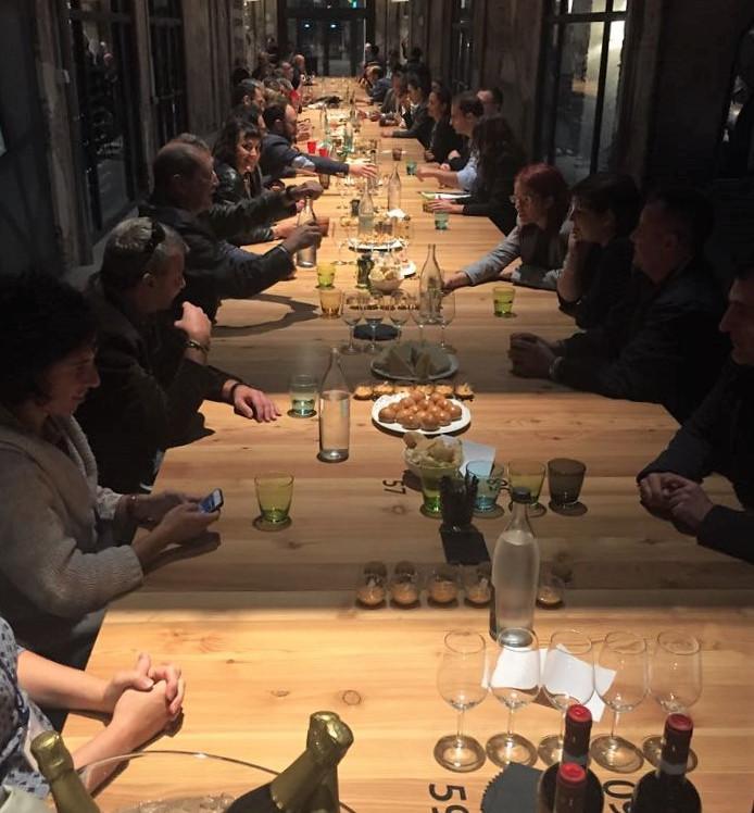 Visit and dinner at Officine Grandi Riparazioni creative district - 2017 edition