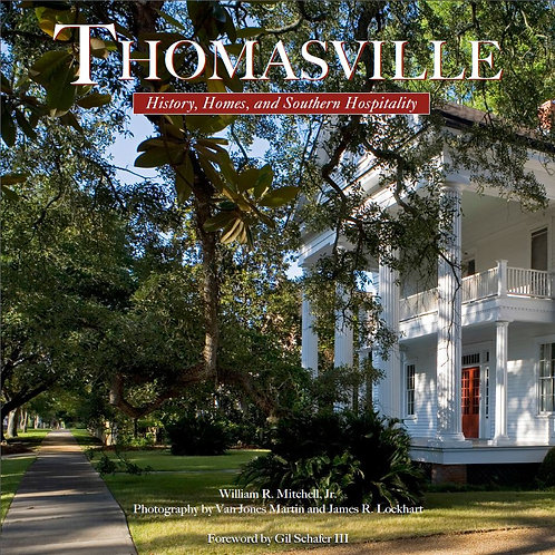 Thomasville History Homes and Southern Hospitality