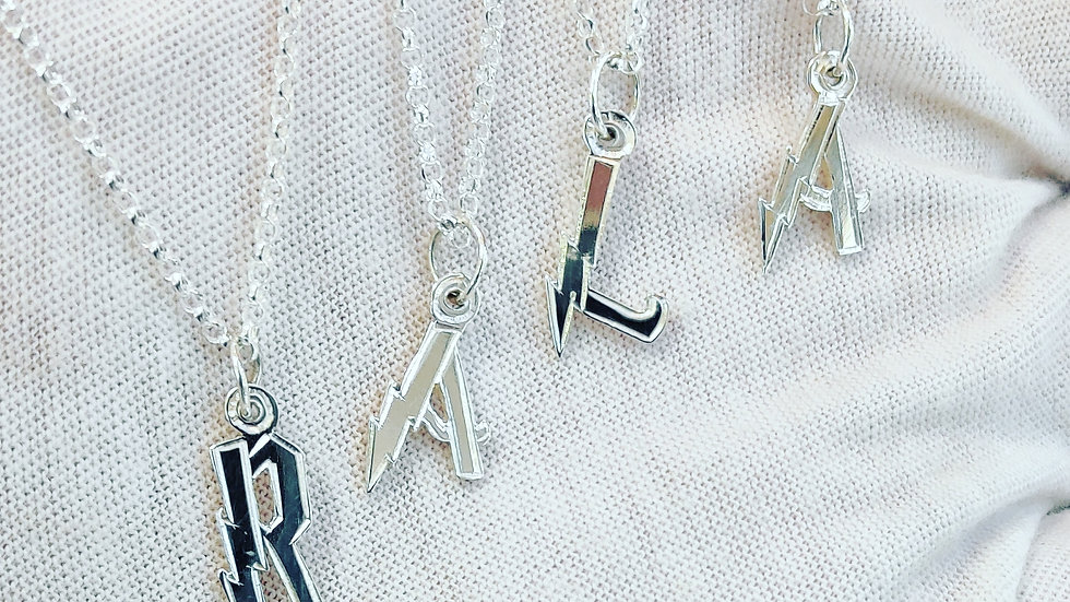 Harry Potter Initial Necklace