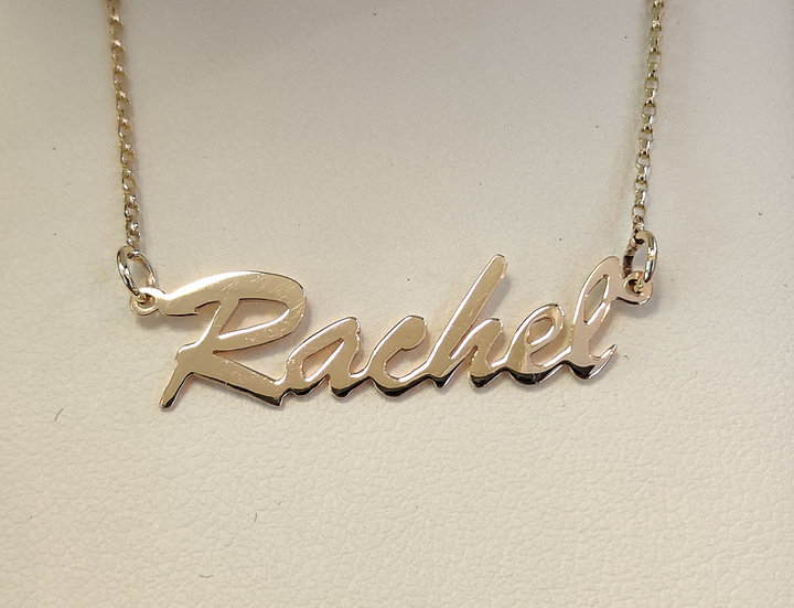 Delicate Name Necklace