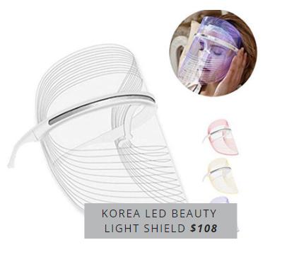 Korea Led Light Face Shield.png