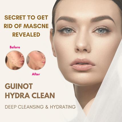 Guinot Facial SingaporeHydra Clean Facial.png