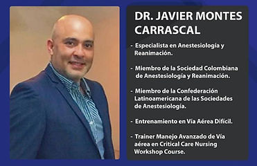 Dr Javier Montes