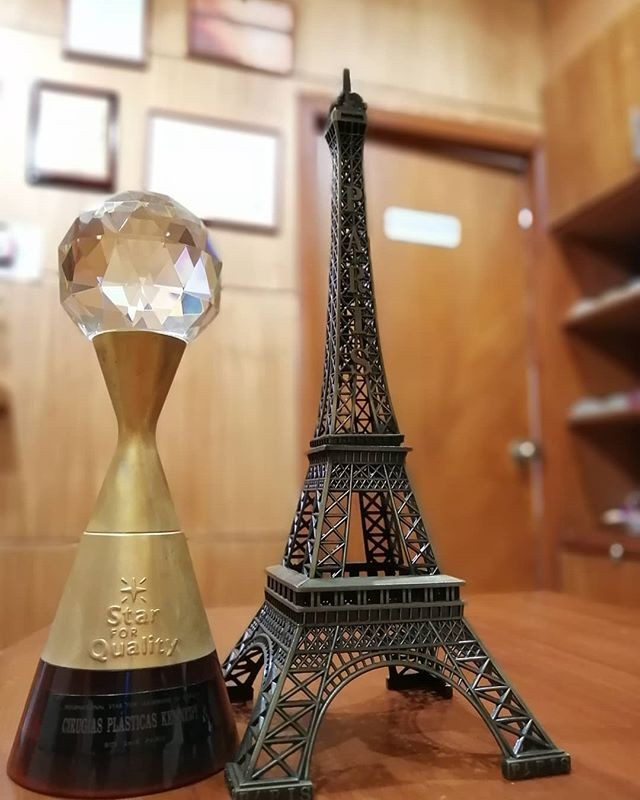 🏆 Francia 🇫🇷: BID QUALITY AWARD 2018