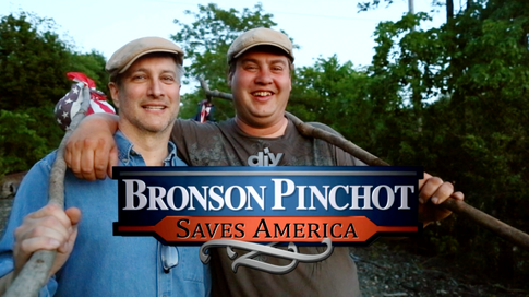 Bronson Pinchot Saves America