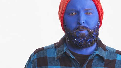 Blue Man Group - I Blue Myself