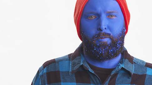 Blue Man Group - I Blue Myself