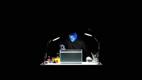 Snorkelbone by Blue Man Group