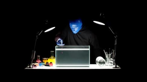 Blue Man Group - Snorkelbone