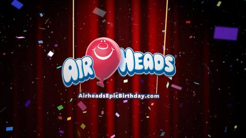 Air Heads - Happy Birthday