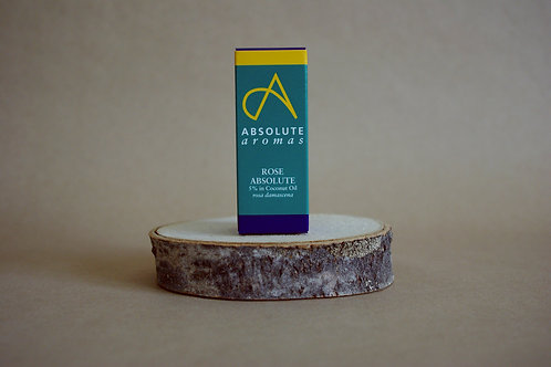 Rose Absolute Oil (5% Coconut Oil)