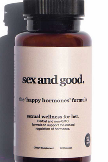 the 'happy hormones' formula