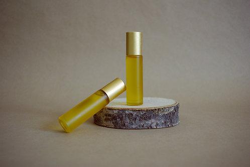 Solar Plexus Chakra Balancing Perfume Oil