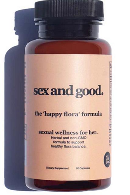 the 'happy flora' formula