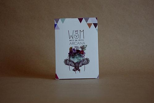 White Owl Mystic Arcana Oracle Deck