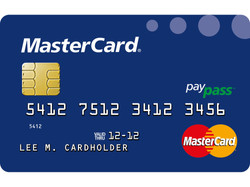 Chip Card - Banking Cards