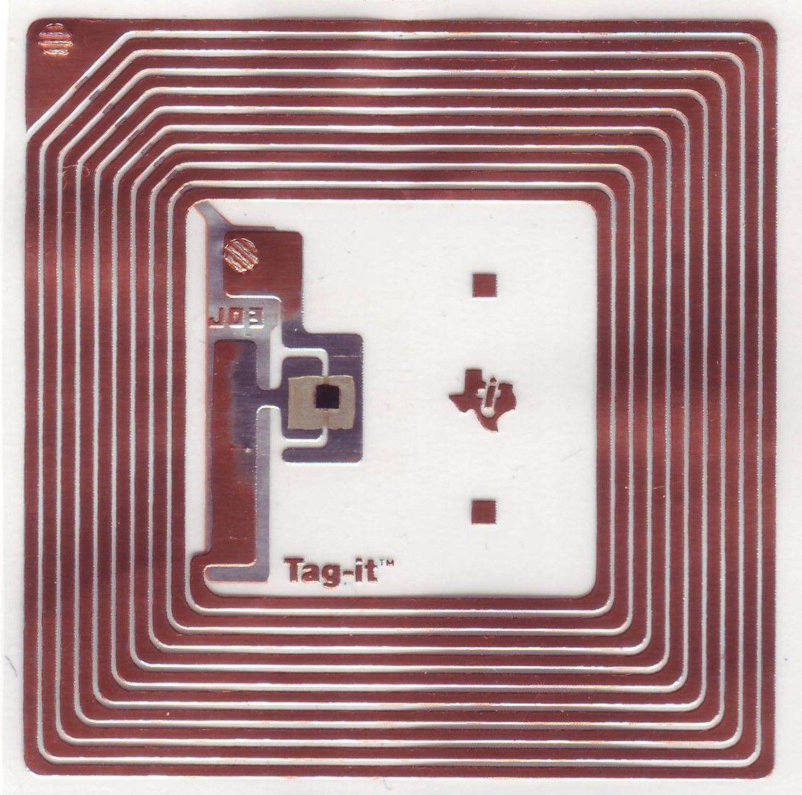 Inlay RFID