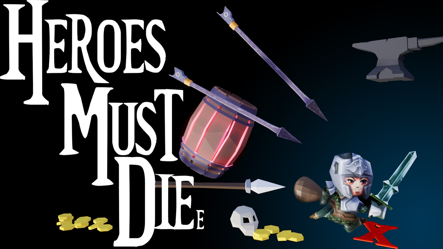 Heroes Must Diee