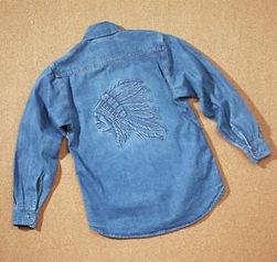 Embossed Denim Shirt - W12.jpg