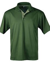 1345-AQD Men's Plaid Placket Polo.png