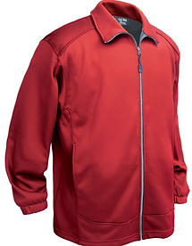 9679-SSF Men's Full Zip Soft Shell Fleec